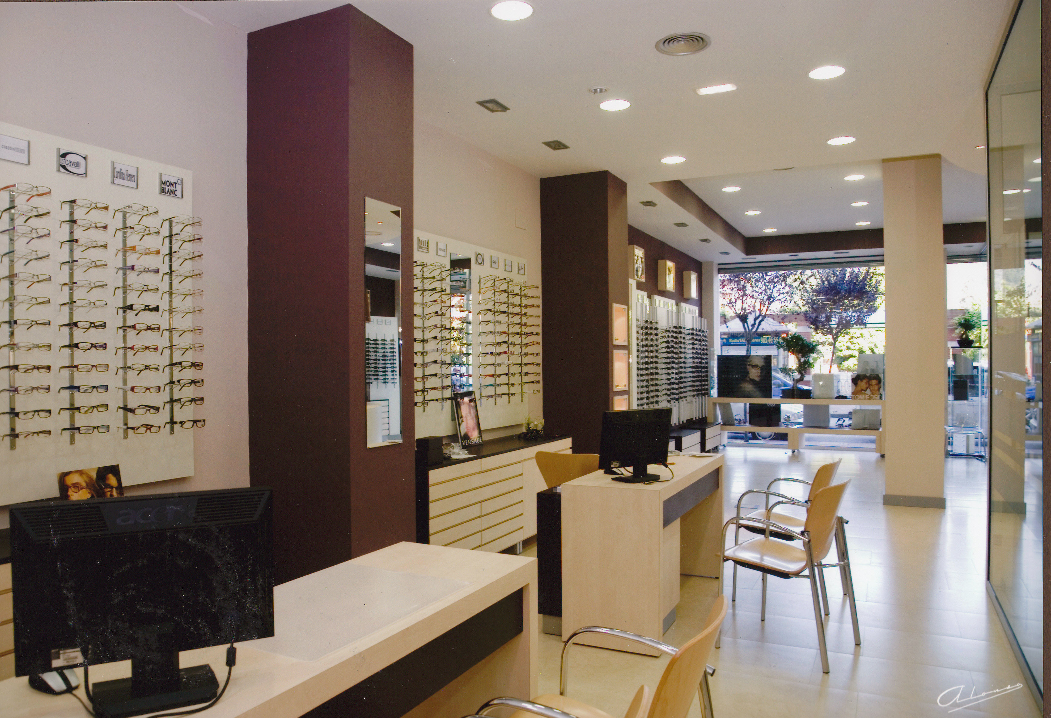 Local Optica Loveo